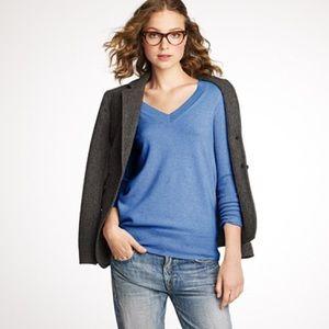 J. Crew Cashmere V-neck sweater